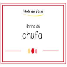 Harina de chufa